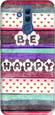 Be Happy Hippie Case for Huawei Mate 20 Lite