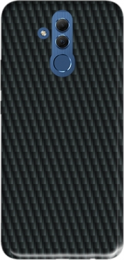 Carbon schwarz Case for Huawei Mate 20 Lite