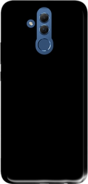 Black Case for Huawei Mate 20 Lite