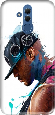 Booba Fan Art Rap Case for Huawei Mate 20 Lite