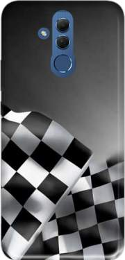 Checkered Flags Case for Huawei Mate 20 Lite