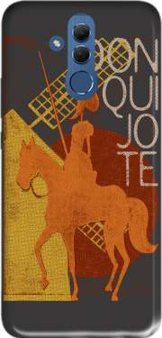 Don Quixote Case for Huawei Mate 20 Lite