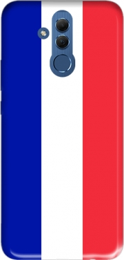 Flag France Case for Huawei Mate 20 Lite