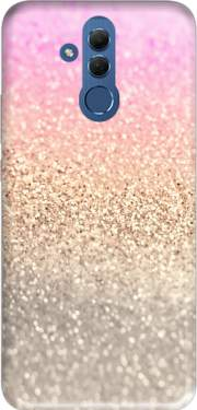 Gatsby Glitter Pink Case for Huawei Mate 20 Lite