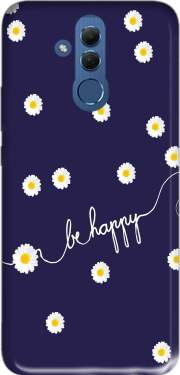 Happy Daisy Case for Huawei Mate 20 Lite