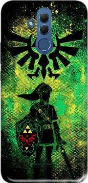 Hyrule Art for Huawei Mate 20 Lite