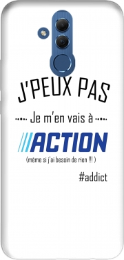 Je peux pas jai action Case for Huawei Mate 20 Lite
