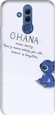 Ohana Means Family Case for Huawei Mate 20 Lite