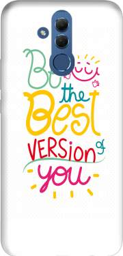 Quote : Be the best version of you Case for Huawei Mate 20 Lite