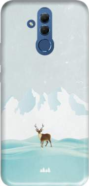Reindeer Case for Huawei Mate 20 Lite