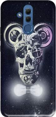 Skull Mickey Mechanics in space Case for Huawei Mate 20 Lite