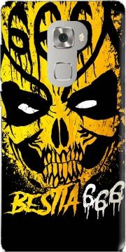 666 The Devil Satan Huawei Mate S Case