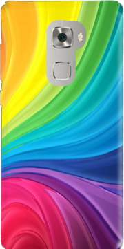 Rainbow Abstract Case for Huawei Mate S