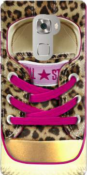 All Star leopard Case for Huawei Mate S