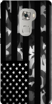 American Camouflage Case for Huawei Mate S