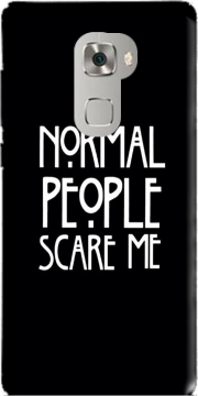 American Horror Story Normal people scares me Case for Huawei Mate S