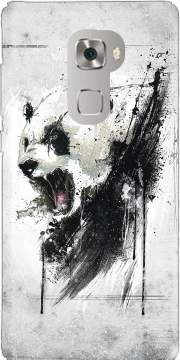 Angry Panda Case for Huawei Mate S