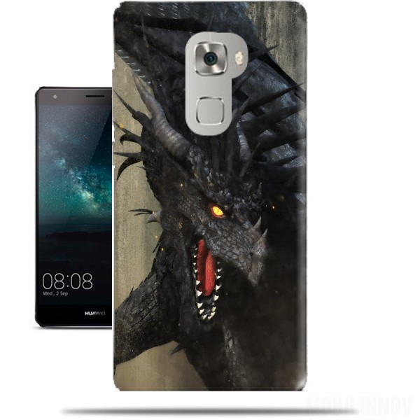 Case Black Dragon for Huawei Mate S