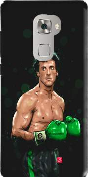 Boxing Balboa Team Case for Huawei Mate S