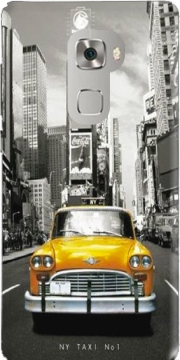 Yellow taxi City of New York City Case for Huawei Mate S