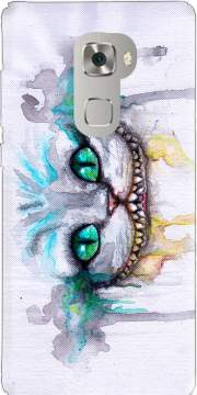 vanishing cat Case for Huawei Mate S