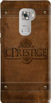 cPrestige leather wallet Case for Huawei Mate S
