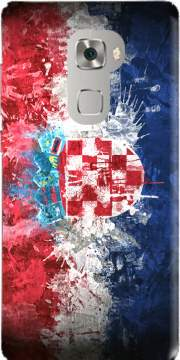 Croatia Case for Huawei Mate S