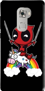 Deadpool Unicorn Case for Huawei Mate S