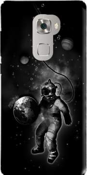 Deep Sea Space Diver Case for Huawei Mate S