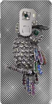 diamond owl Case for Huawei Mate S
