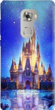 Disneyland Castle Case for Huawei Mate S