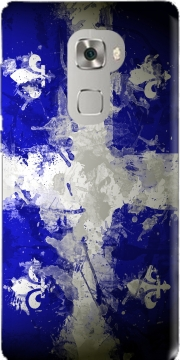Drapeau Quebec Peinture Case for Huawei Mate S