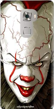 Evil Clown  Case for Huawei Mate S