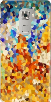 Explosion of color Case for Huawei Mate S