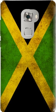 Vintage flag Jamaica Case for Huawei Mate S