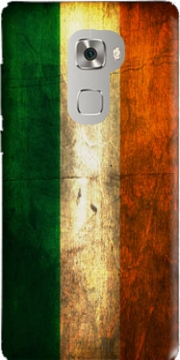 Flag Italy Vintage Case for Huawei Mate S