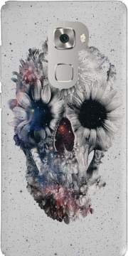 Floral Skull 2 Case for Huawei Mate S
