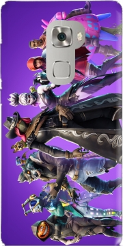 fortnite Season 6 Pet Companions Case for Huawei Mate S