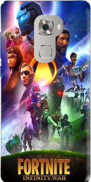 Fortnite Skin Omega Infinity War Case for Huawei Mate S