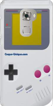 GameBoy Style Case for Huawei Mate S