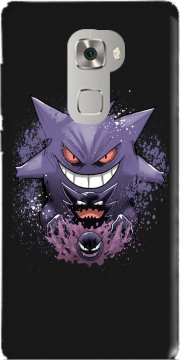 Gengar Evolution ectoplasma Huawei Mate S Case