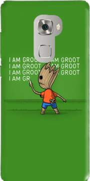 Groot Detention Case for Huawei Mate S