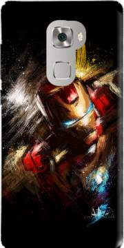 Grunge Ironman Case for Huawei Mate S