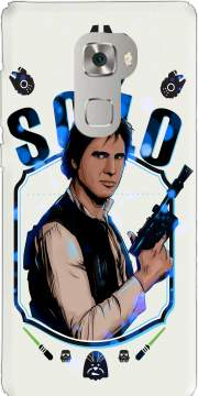 Han Solo from Star Wars  Case for Huawei Mate S