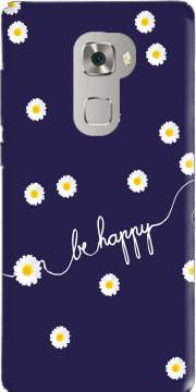 Happy Daisy Case for Huawei Mate S