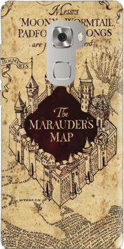 Marauder Map Case for Huawei Mate S