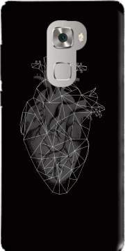 heart II Case for Huawei Mate S