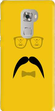 Hipster Face 2 Case for Huawei Mate S