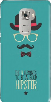 How to be a good Hipster ? Case for Huawei Mate S