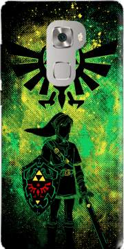Hyrule Art Case for Huawei Mate S